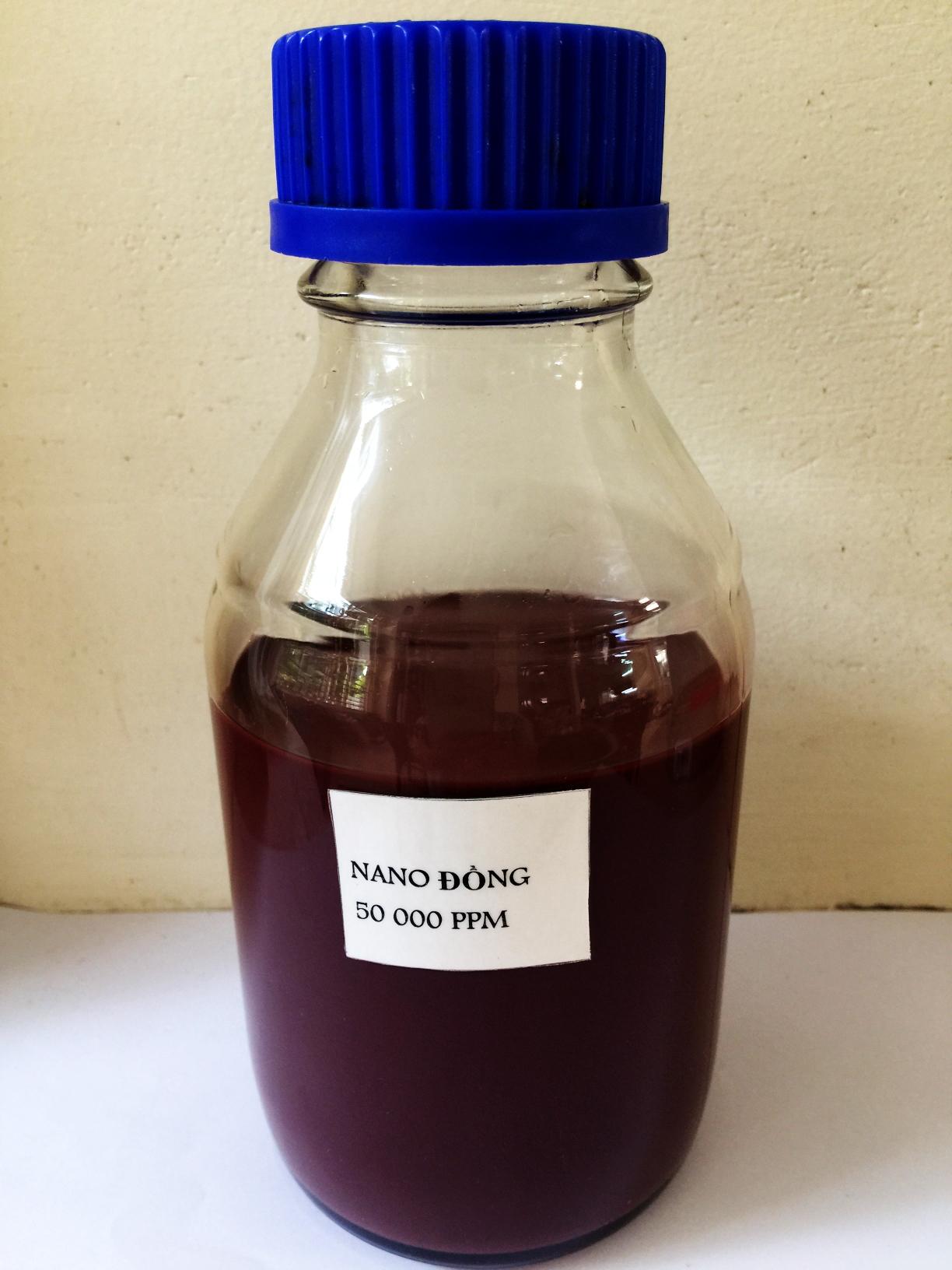 Nano Copper Cu (Nano Đồng)
