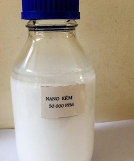 Nano Zinc (Nano Kẽm) Zn